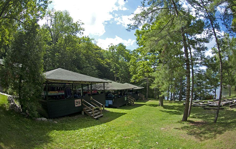 boys girls summer camp on lake george adirondack camp in the